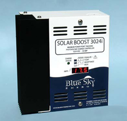 Blue sky 30 amp Charge Controller