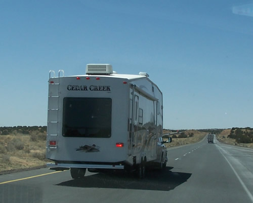 RV Travel Tips – Staying Safe On The Road