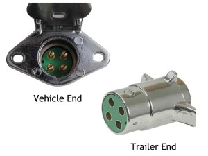 Choosing the right connectors for your trailer wiring