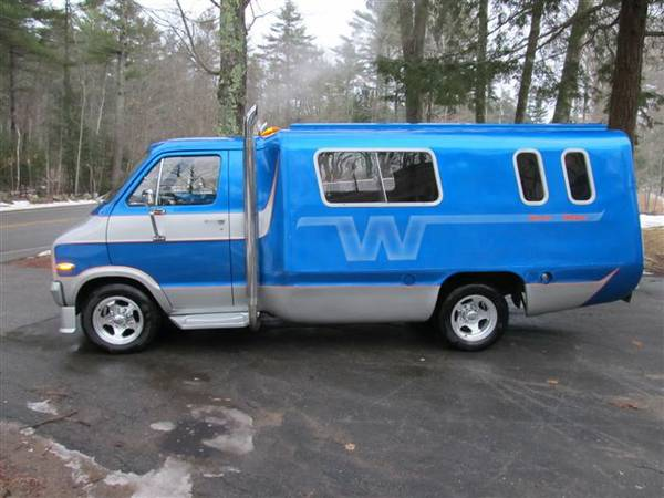 Throwback Thursday Vintage RV: 1974 Dodge Winnie Wagon - RV