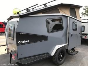2017 Taxa Cricket Trek Exterior