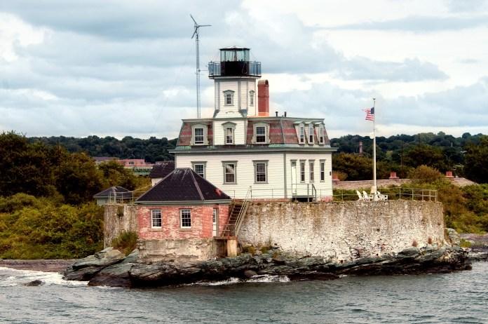 Rose Island Lighthouse- Newport, Rhode Island