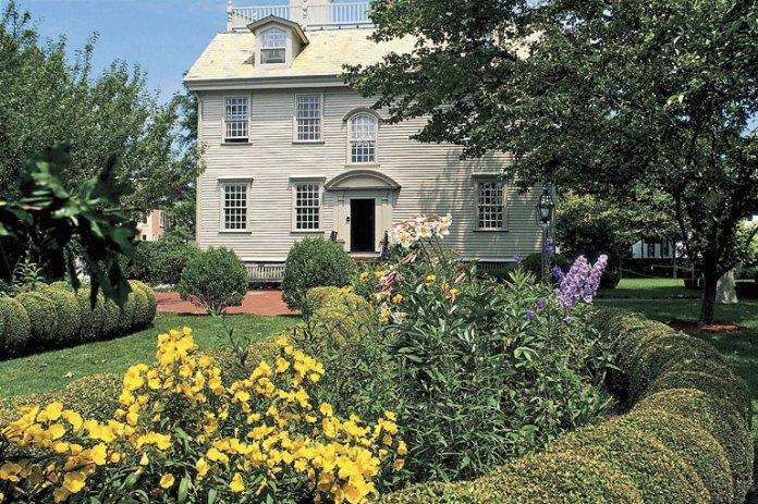 Hunter House- Newport, Rhode Island
