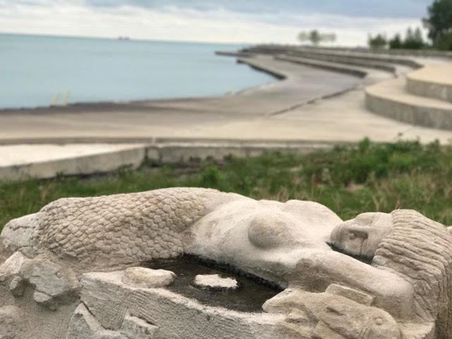 the secret mermaid illinois, Travel destinations Illinois