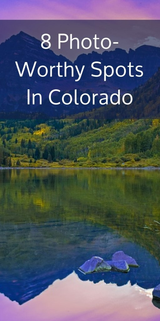 It's tough to find a more picturesque place to visit than Colorado. If you want to see photo-worthy spots in Colorado, you have a colossal selection of natural settings, historic places, urban destinations and sports fields that are both fun to visit and eye-catching for photographers of all skill levels.