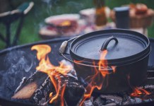 one pot camping recipes