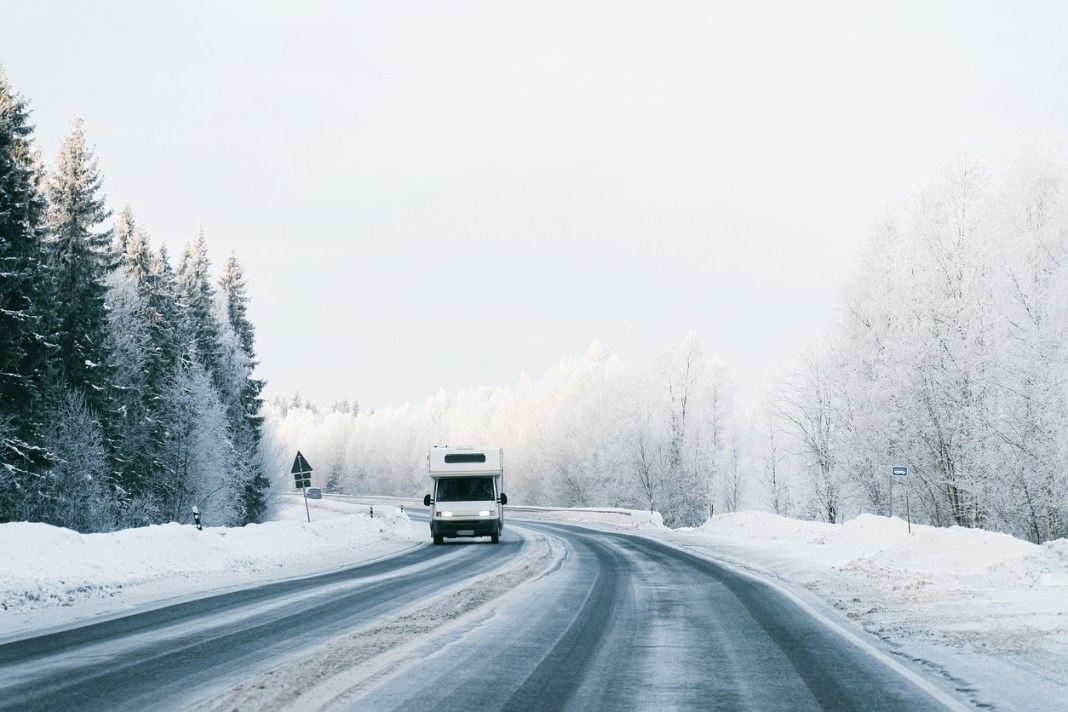 RV Winterization Basics for Newbies