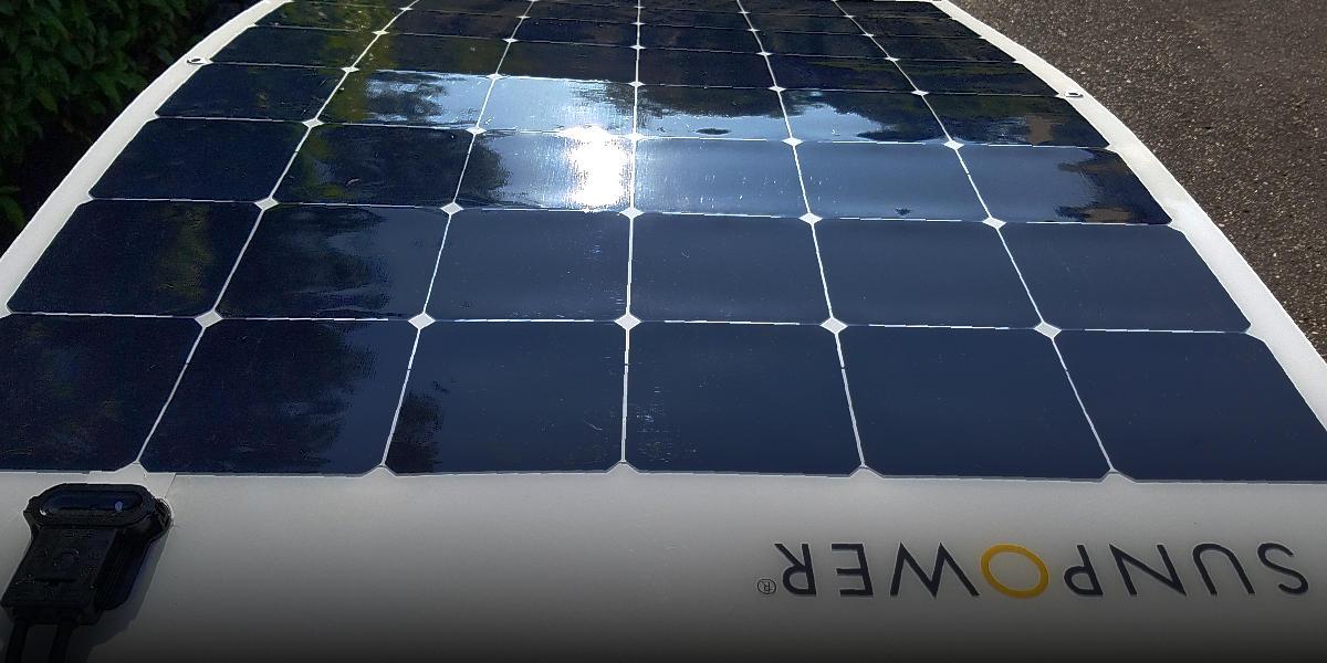 Shopping for Flexible Solar Panels