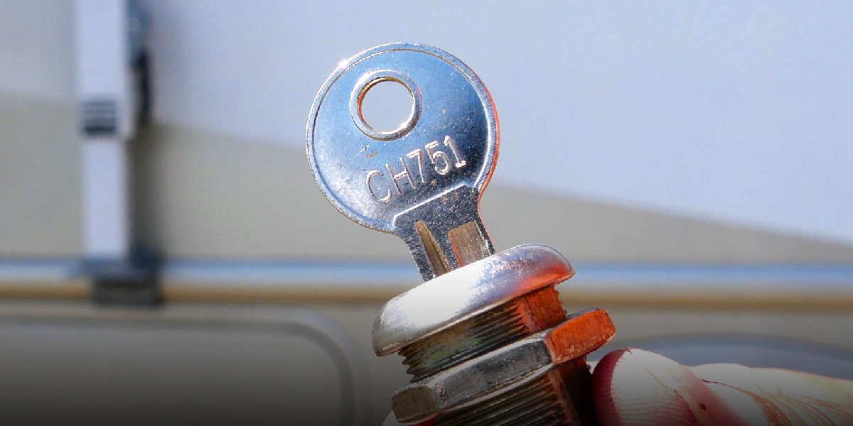 CH751 RV Lock Replacement