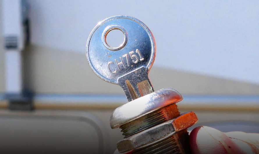 Secure Your RV Storage Compartments – Replace CH751 Locks