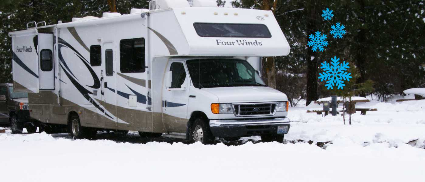 RVWITHTITO - Staying Warm When Boondocking