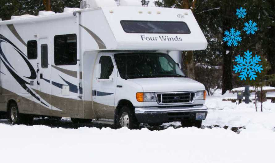 How to Stay Warm While Boondocking