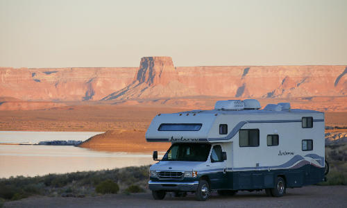 Boondocking in Southwest - RVWITHTITO
