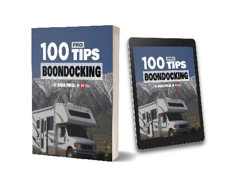 100 Boondocking Pro Tips