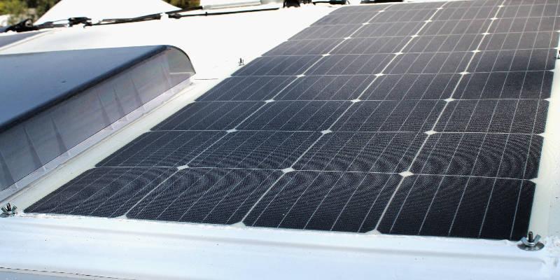 DIY Renogy Solar Mount