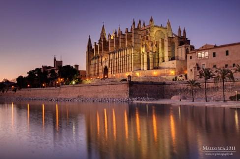 Palma de Mallorca Kathedrale