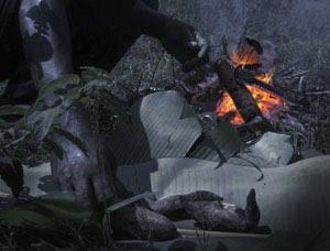cooking in Rwanda