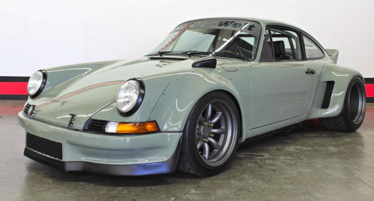 North America RWB – 964 the first RWB backdate in the USA