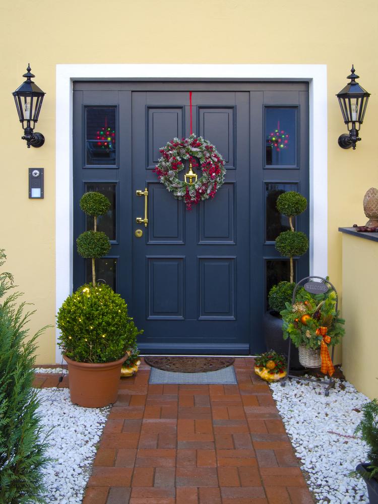 5 Unique Front Door Colors For 2019 | Front Door Color ... on Door Color Ideas  id=56805
