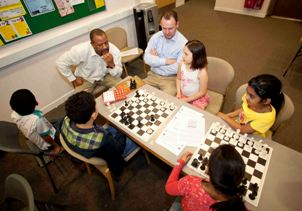 chess for children south east