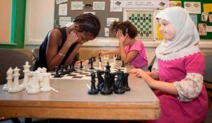 run chess for children in your school