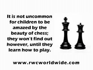 Promoting junior chess