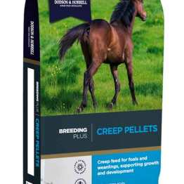 DODSON & HORRELL CREEP PELLETS