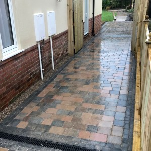 Harrogate – Sorrento Arissa Block Paving