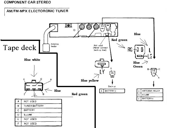 Kenwood Marine Wiring Harness : Kenwood marine stereo wiring diagram kdc