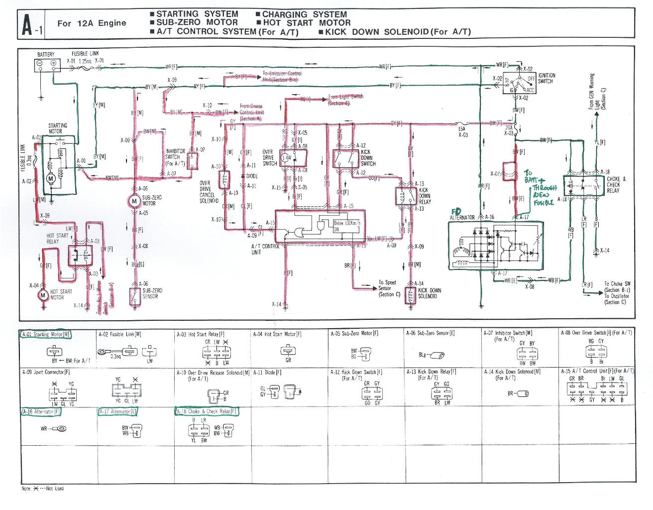 [DIAGRAM_1CA]  A4EA6 Kenworth T600 Fuse Box Diagram | Wiring Resources | T660 Fuse Box |  | changeip.org