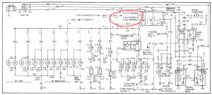 Need help with clock wiring diagram for an 8485  RX7Club