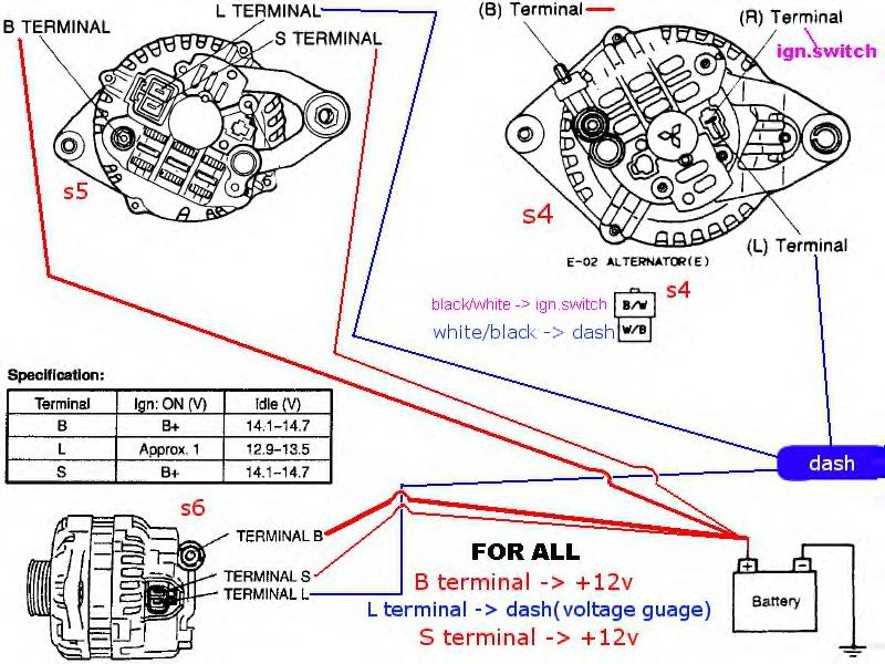 Vy Ls1 Alternator Wiring Diagram on boat wiring diagram