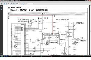 88 rx7 wiring diagram  RX7Club  Mazda RX7 Forum