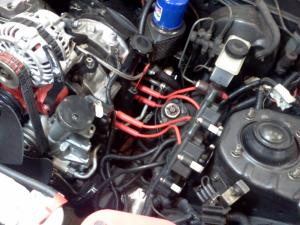 Service manual [1992 Mazda Rx 7 Alternator Removal]  1st Gen Rx7 Wiring Diagram Trans Am Wiring