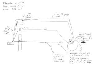 fd alternator problems  RX7Club  Mazda RX7 Forum