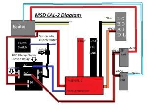 MSD 6AL and 2 step install Instructions  RX7Club  Mazda RX7 Forum