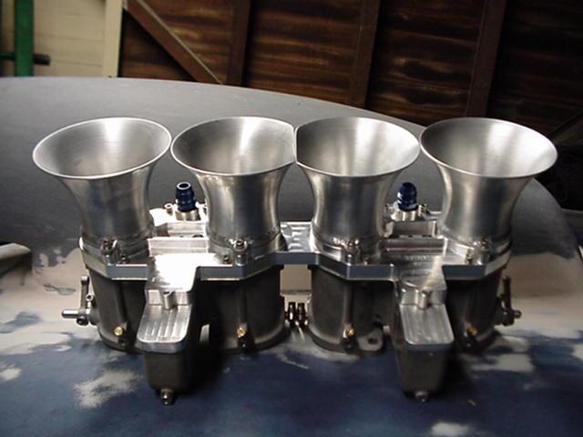 The Renesis 8 Port Experiment Engine