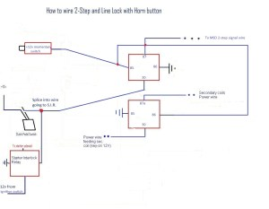 How to wire Line Lock  2Step  Page 3  RX7Club