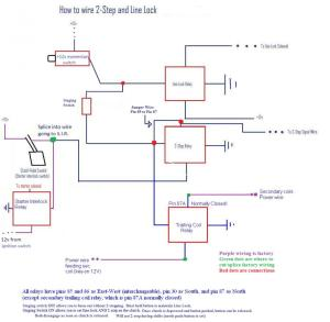 How to wire Line Lock  2Step  Page 4  RX7Club