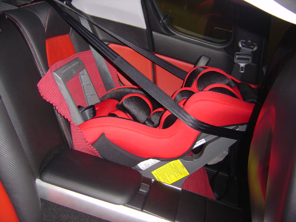 Install A Baby Seat