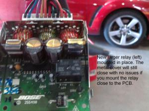 DIY: Bose speakers in the doors not working? $167 relay fix  RX8Club