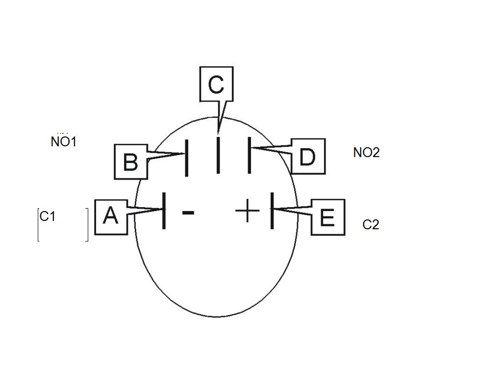 8 pin dpdt relay diagram