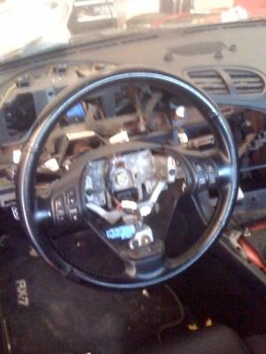 2004 rx8 steering wheel wiring diagram  RX8Club