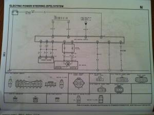 Power Steering wiring diagram needed  RX8Club