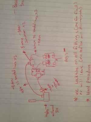 Hydraulic Ebrake diagram?  RX8Club