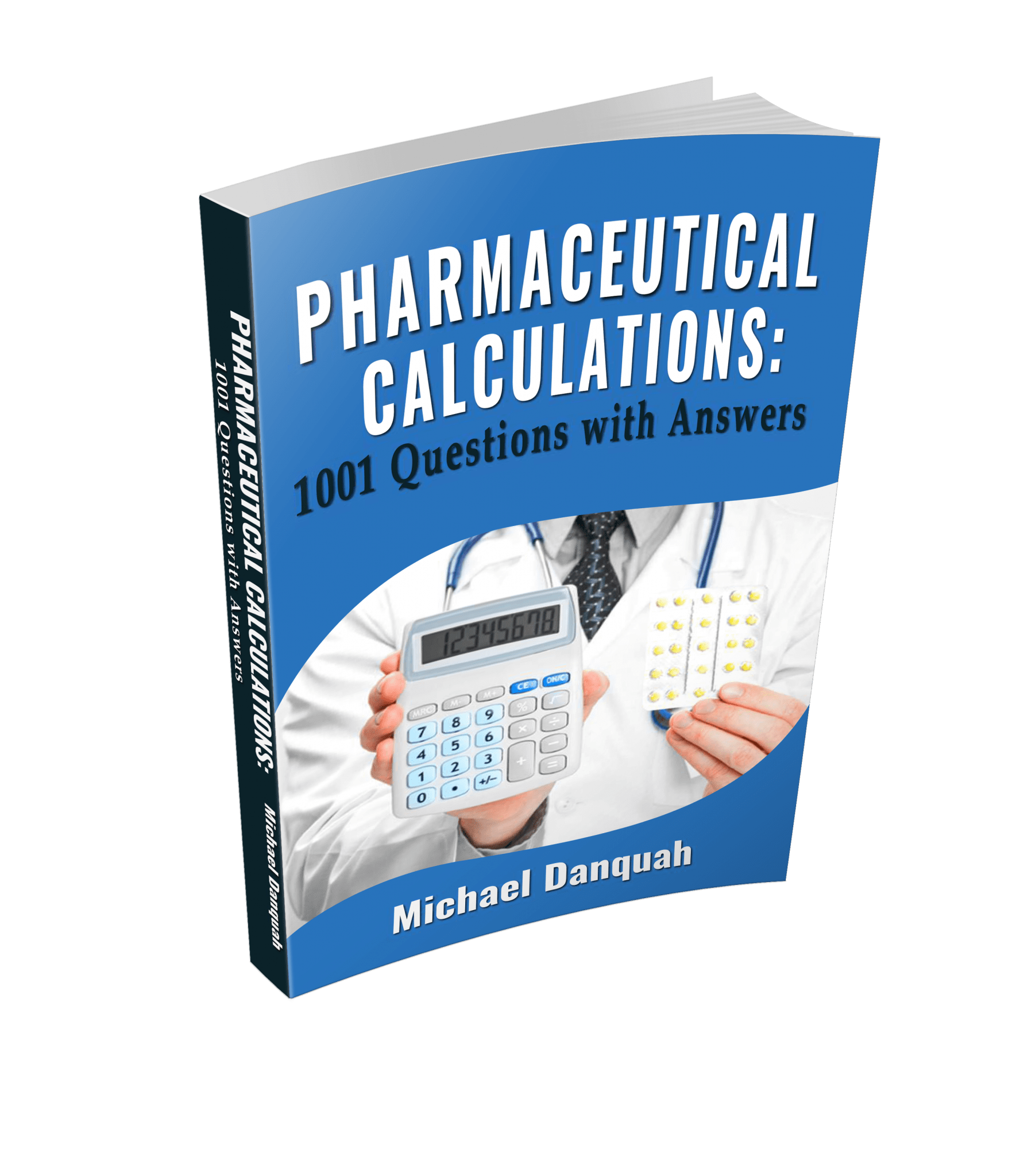Pharmaceutical Calculations Questions With Answers