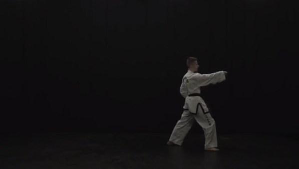 Taekwon-do Learning Video