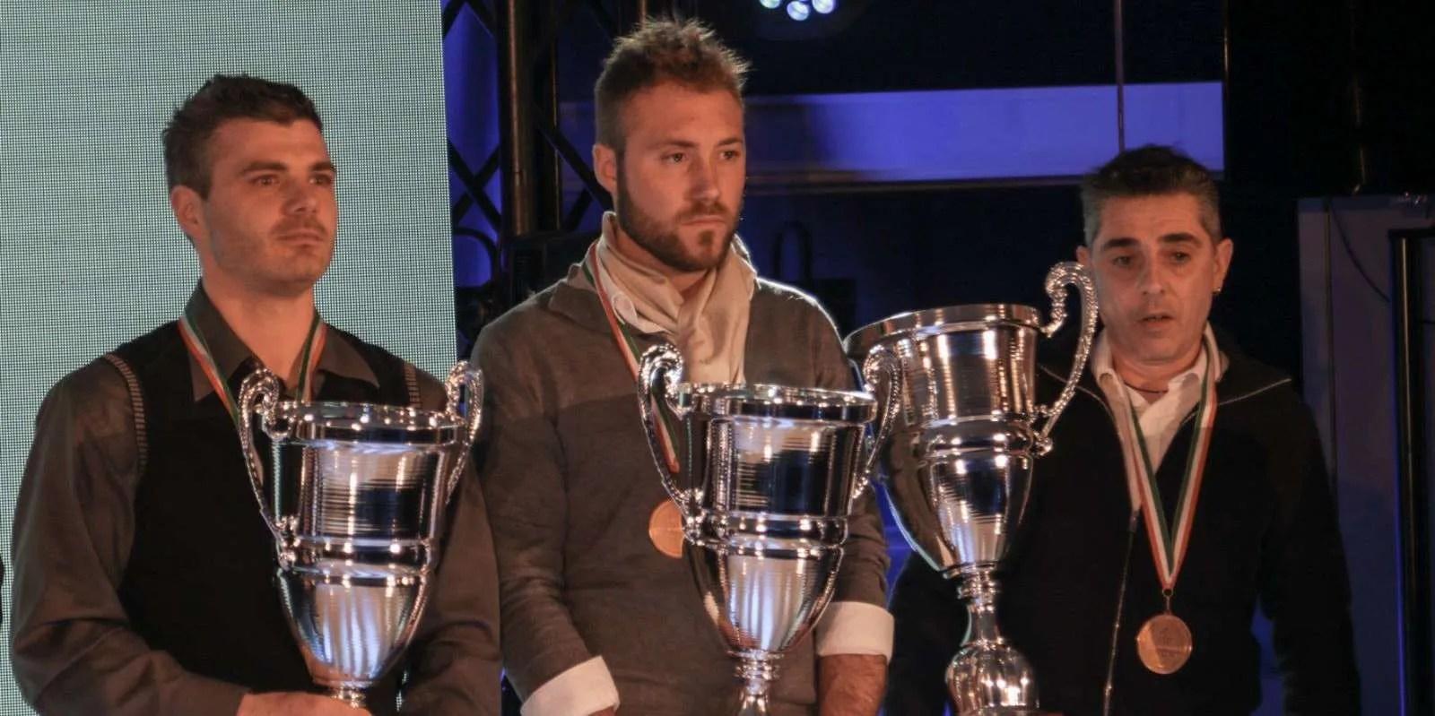 Incoronazione ufficiale per i Campioni Italiani Rallycross 2017