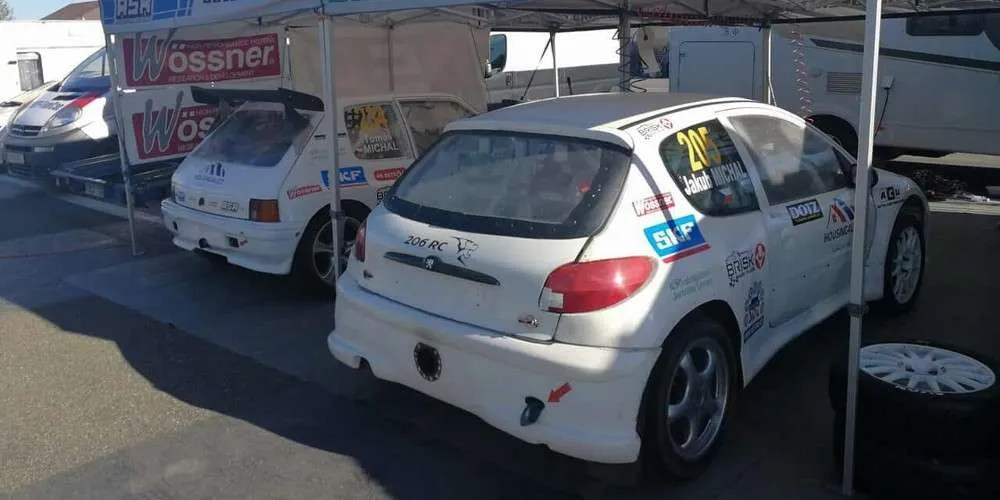 Michal brothers in STC -2000