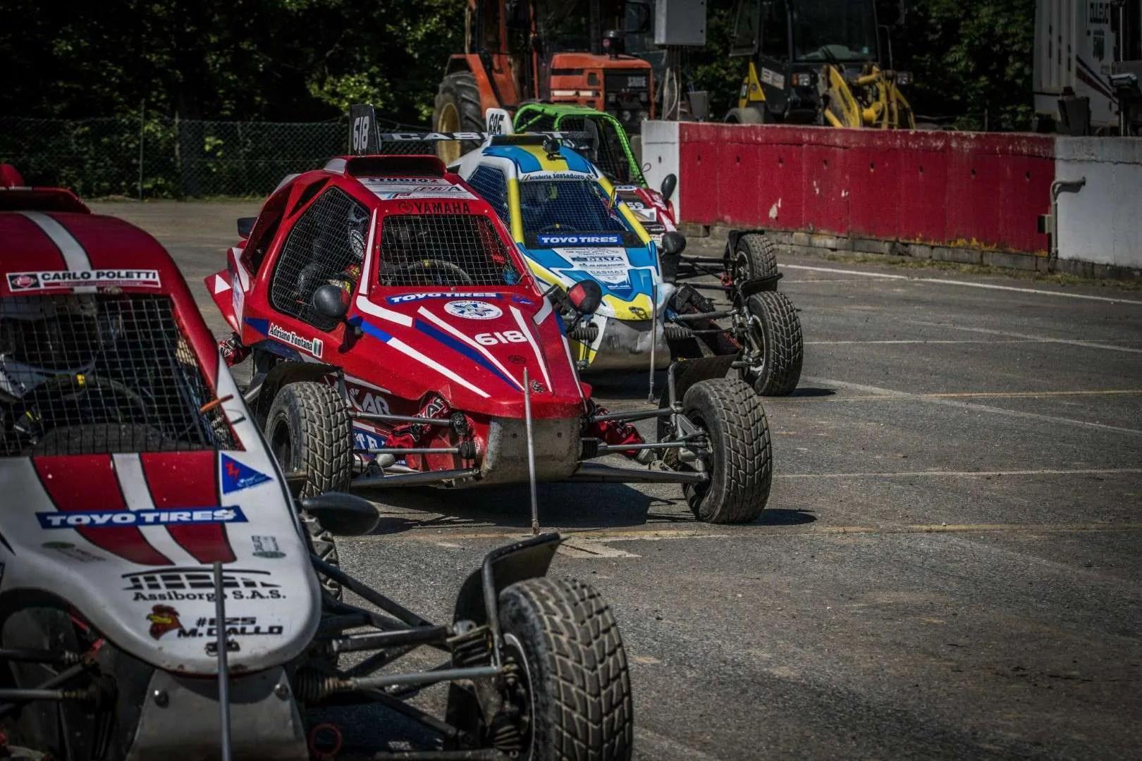 Campionato Italiano RX: Round 3, ci siamo!